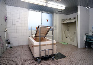 特殊沐浴室